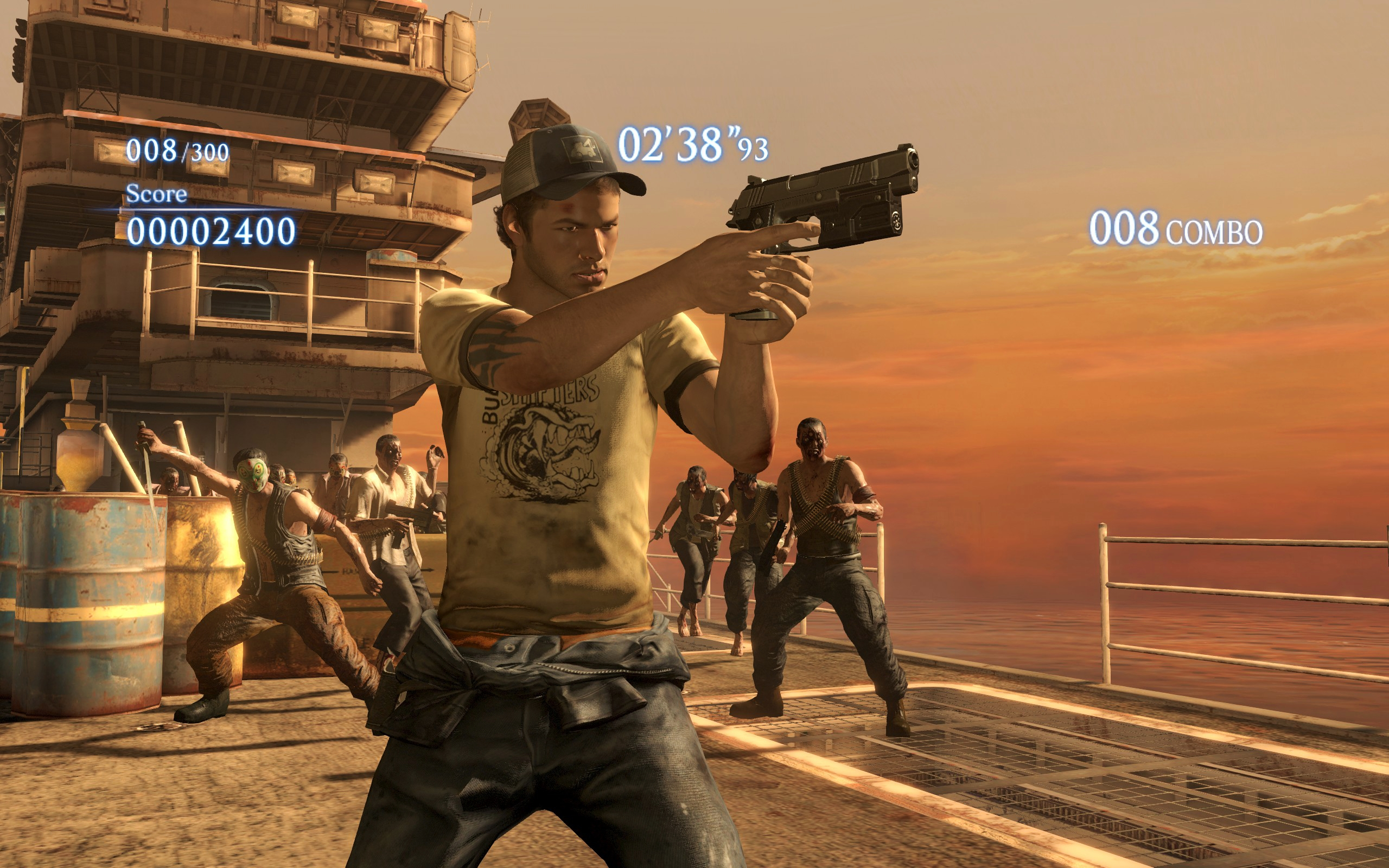 Resident Evil 6 And Left 4 Dead 2 Crossover Announcement